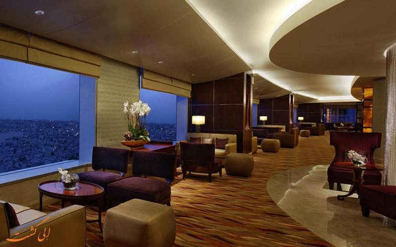 هتل کنراد دبی | رستوران