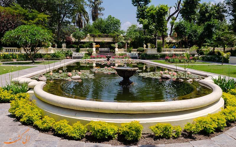 حوضچه معروف باغ آرزوهای کاتماندو
