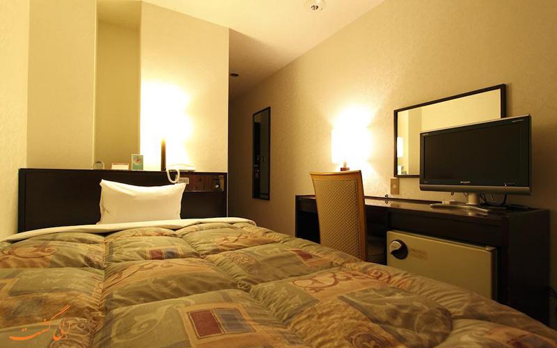 هتل بلمونت توکیو | اتاق سینگل