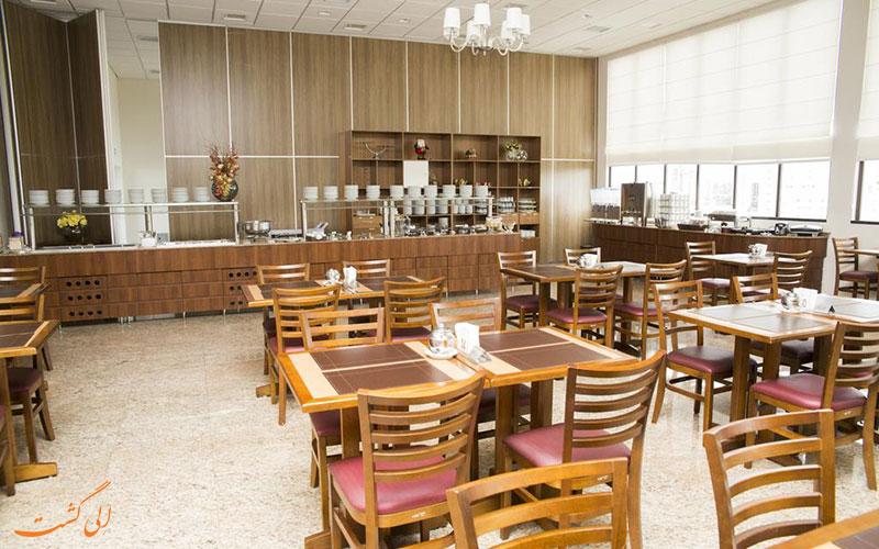 هتل بست وسترن تاروبا | رستوران