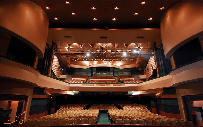 سالن نمایش در مرکز فرهنگی فیلیپین