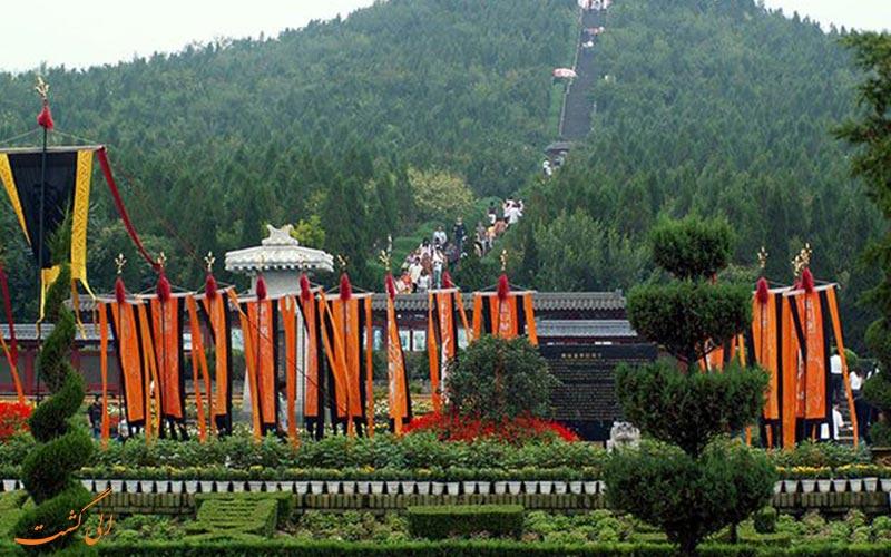 مقبره امپراطور اول چین