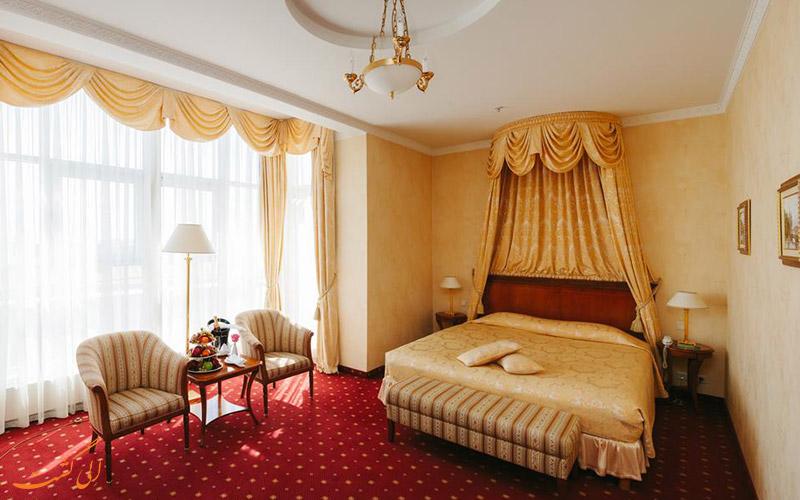 هتل گرند امرالد سنت پترزبورگ | نمونه اتاق