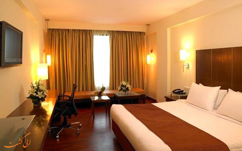 هتل پارادایس جیپور | اتاق