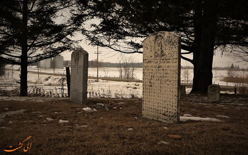 سنگ قبر پازل