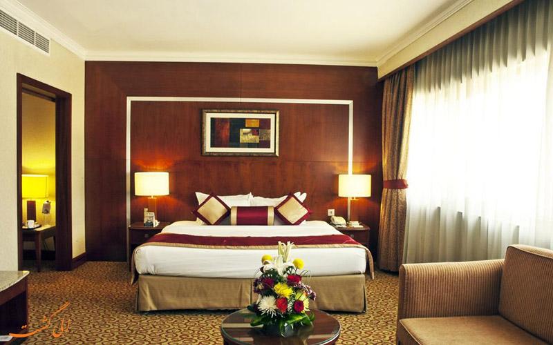 هتل رامی رویال دبی | اتاق دبل
