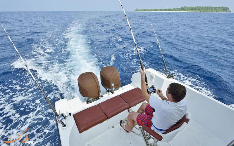 هتل رویال آیلند مالدیو | تفریحات