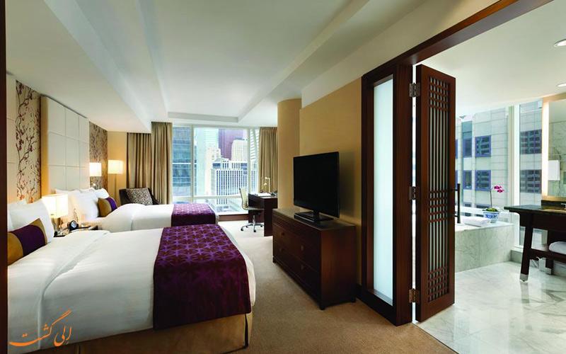 هتل شانگری لا تورنتو | نمونه اتاق