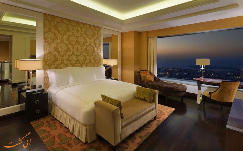 هتل کنراد دبی | اتاق