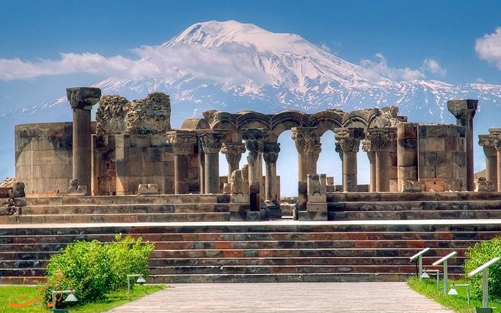 مختصری از ارمنستان