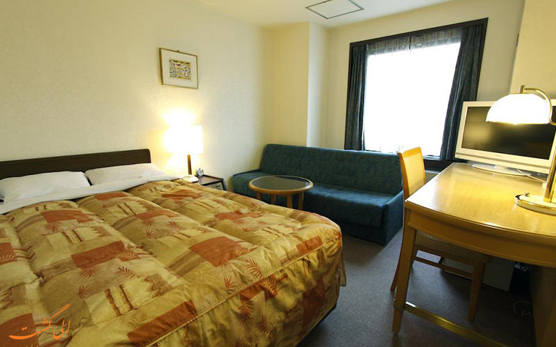 هتل بلمونت توکیو | نمونه اتاق