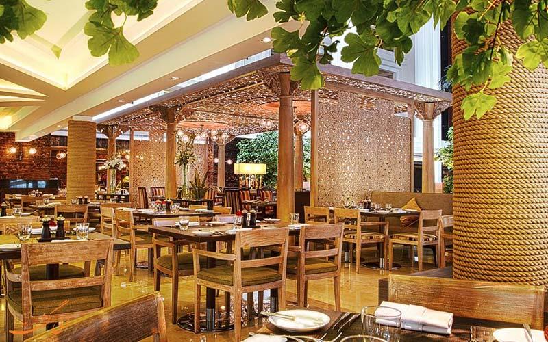 هتل گرن ملیا جاکارتا   رستوران
