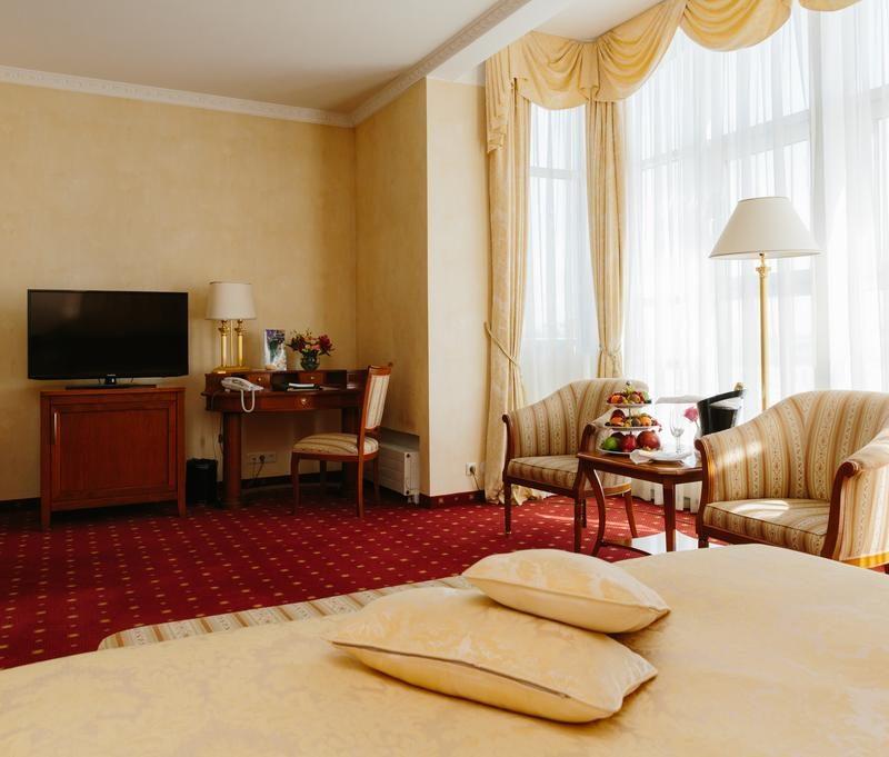 هتل گرند امرالد سنت پترزبورگ | اتاق