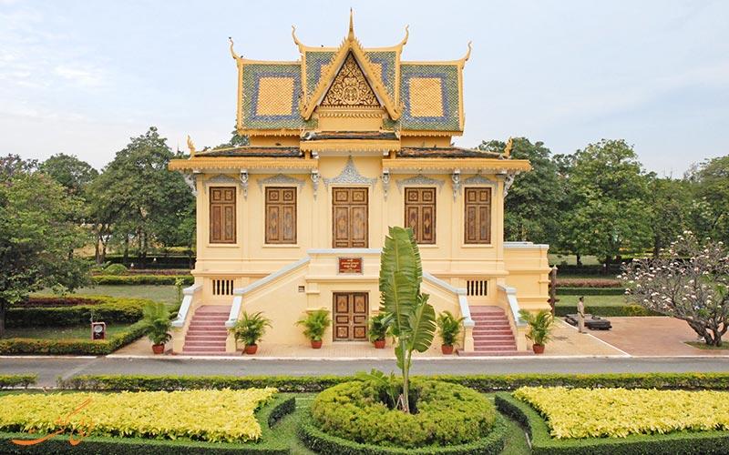 ساختمان Hor Samran Phirun
