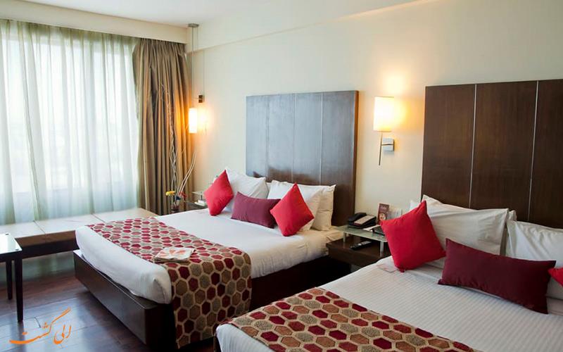 هتل پارادایس جیپور | اتاق تویین