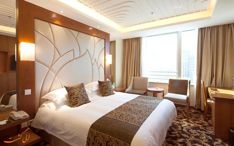 هتل هاوارد جانسون پاراگون پکن | نمونه اتاق