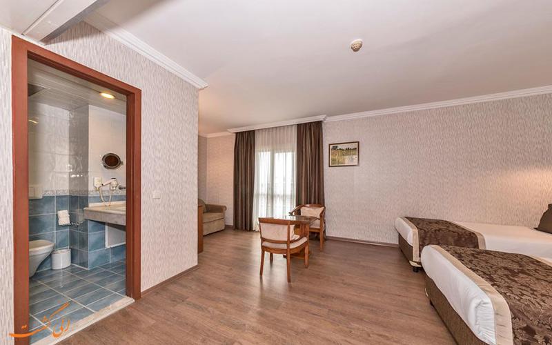 هتل لیون استانبول | نمونه اتاق