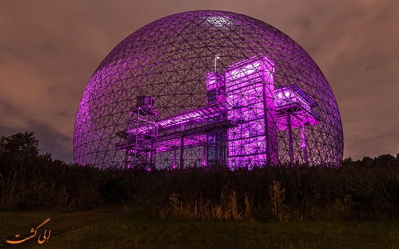 موزه زیست کره مونترال کانادا