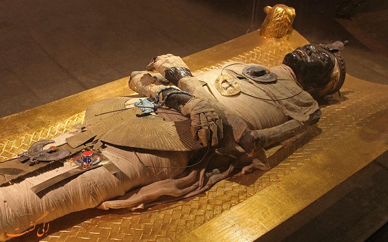روش مومیایی کردن مصری ها