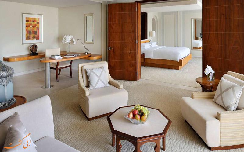 هتل پارک حیات دبی | سوئیت