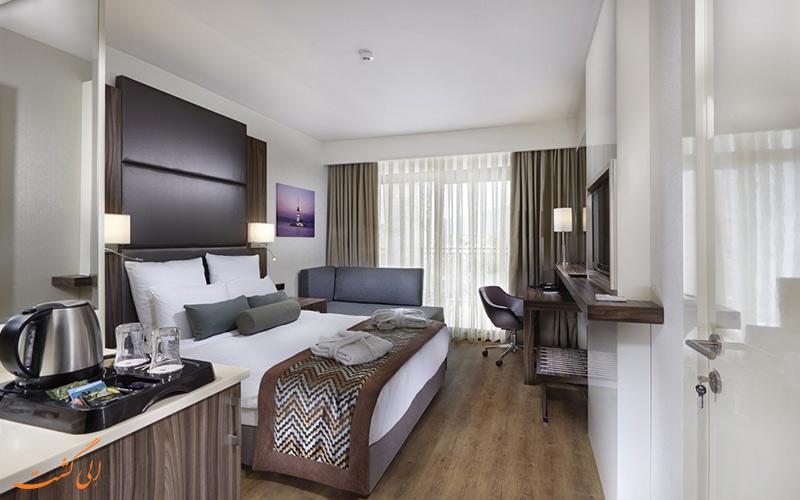 هتل رامادا ریزورت دیدیم | نمونه اتاق
