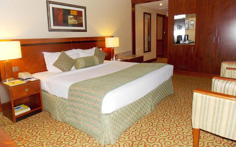 هتل رامی رویال دبی | نمونه اتاق