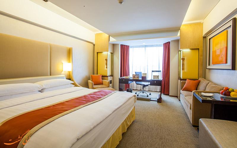 هتل شانگری لا پکن | نمونه اتاق