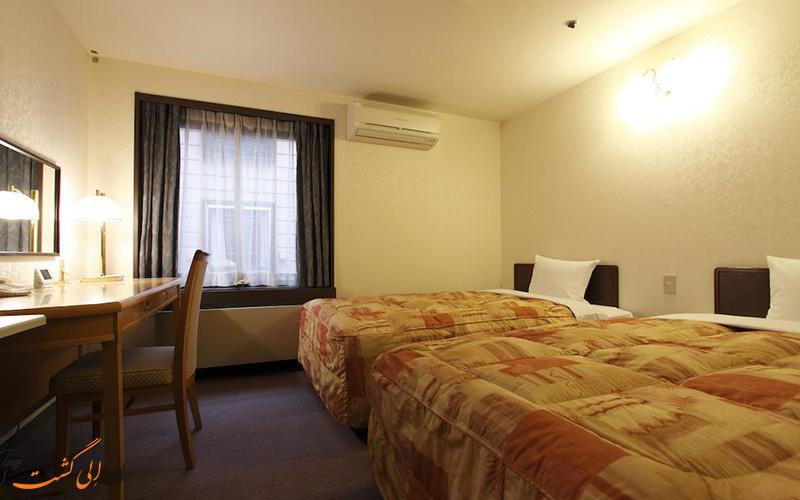 هتل بلمونت توکیو | اتاق تویین