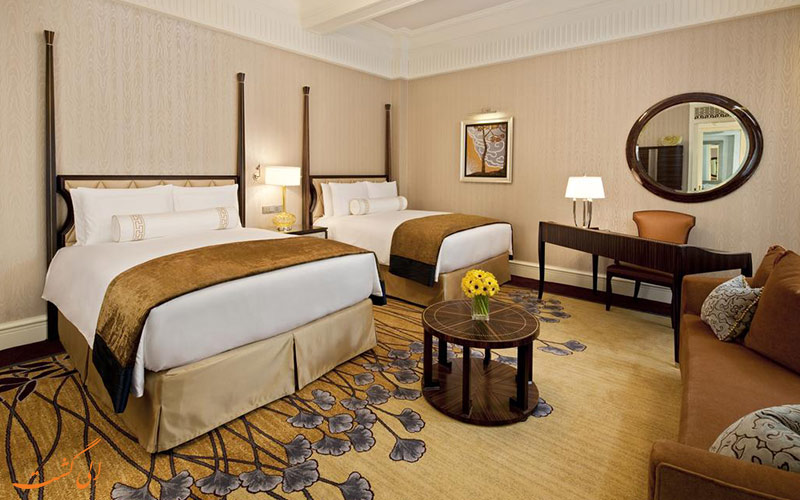هتل فرمونت پیس شانگهای | اتاق