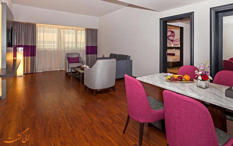 هتل فلورا گرند دبی | سوئیت