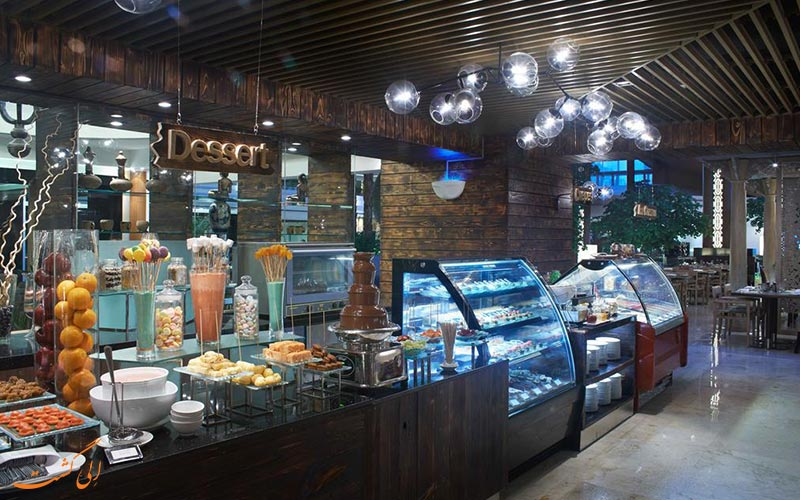 هتل گرن ملیا جاکارتا   کافه