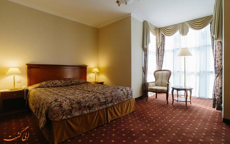 هتل گرند امرالد سنت پترزبورگ | اتاق دبل