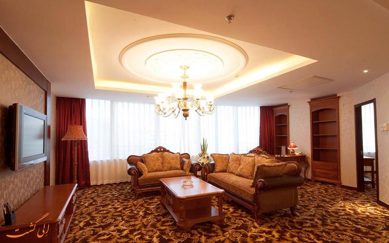 هتل هاوارد جانسون پاراگون پکن | اتاق کنفرانس | سوئیت