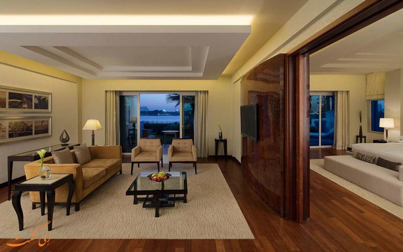 هتل پارک حیات دبی | نمونه سوئیت