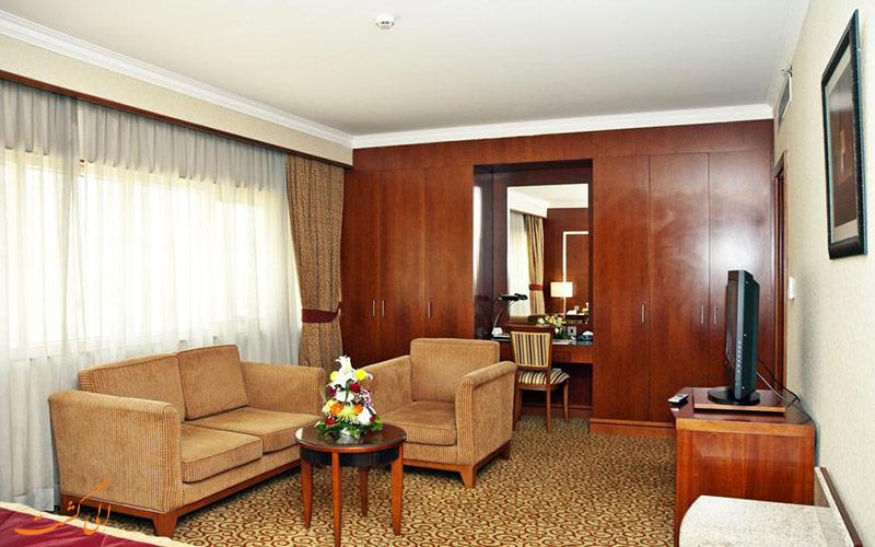 هتل رامی رویال دبی | سوئیت