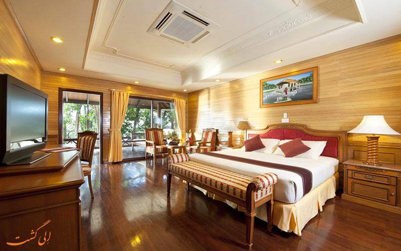 هتل رویال آیلند مالدیو | ویلا