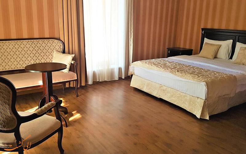 هتل گاردن ویو بوتیک تفلیس | اتاق دبل