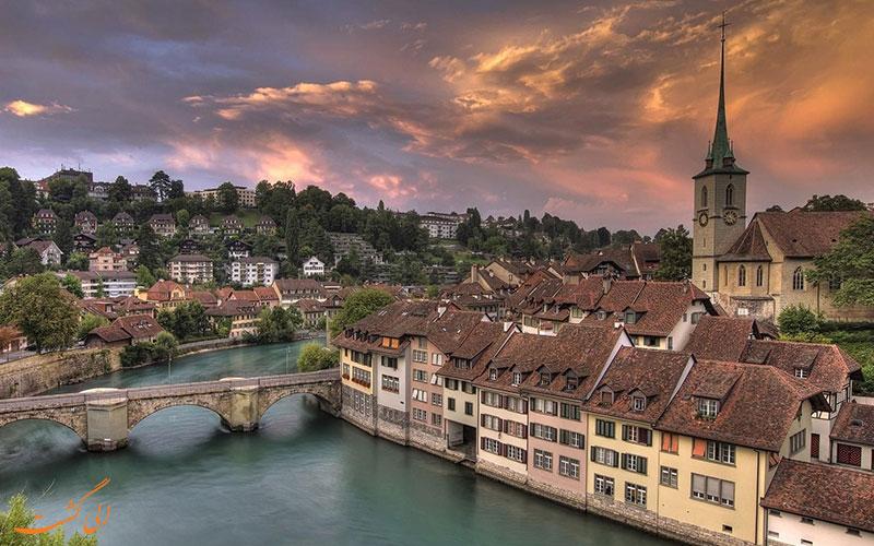 برن، پایتخت سوییس