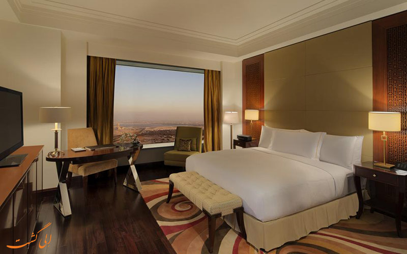 هتل کنراد دبی | نمونه اتاق