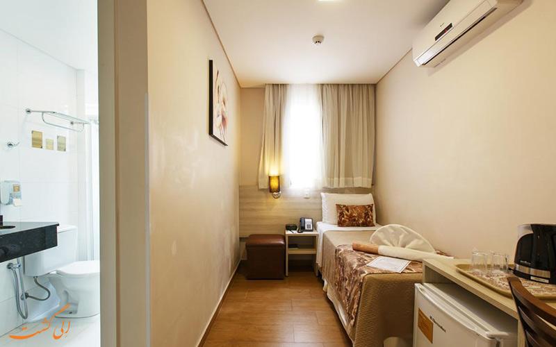 هتل بست وسترن تاروبا | اتاق سینگل