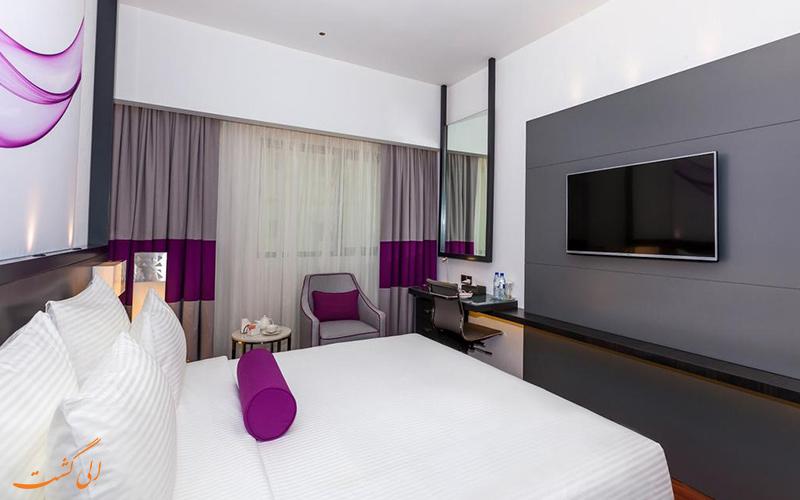 هتل فلورا گرند دبی | نمونه اتاق