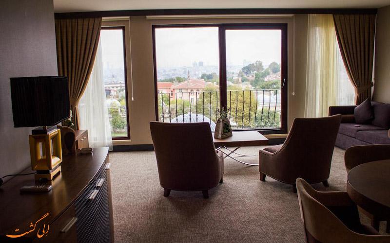 هتل گرند گولسوی استانبول | سوئیت