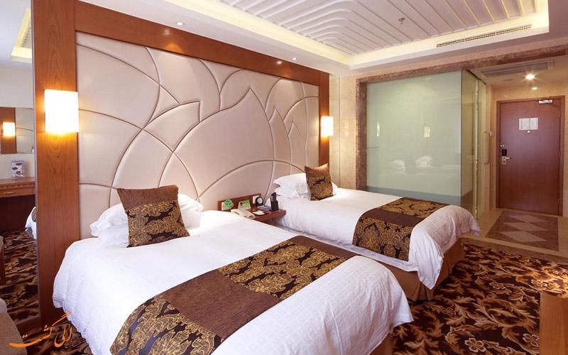 هتل هاوارد جانسون پاراگون پکن | اتاق کنفرانس | اتاق تویین