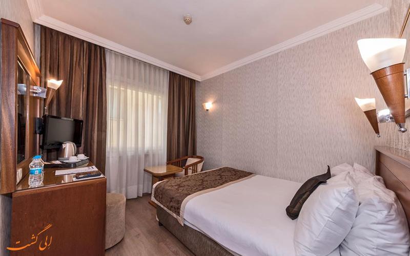 هتل لیون استانبول | اتاق سینگل