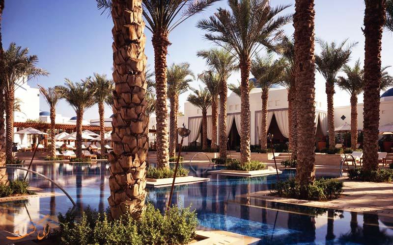 هتل پارک حیات دبی | استخر