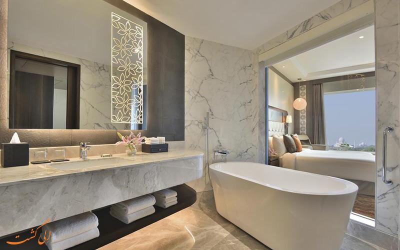 هتل رادیسون بلو آگرا تاج ایست گیت | سرویس حمام