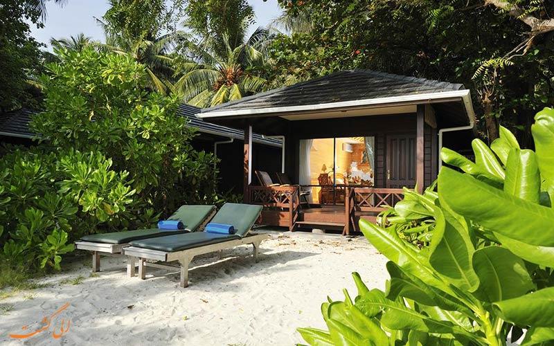 هتل رویال آیلند مالدیو | فضای بیرون ویلا
