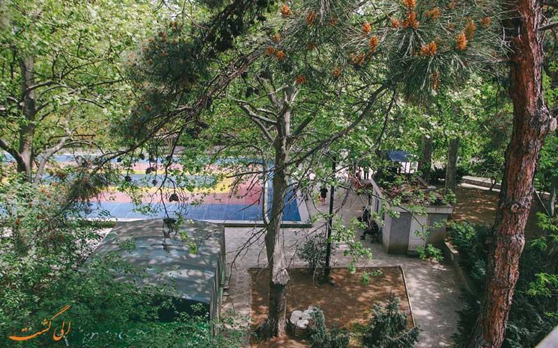 هتل گاردن ویو بوتیک تفلیس | ویوی اتاق