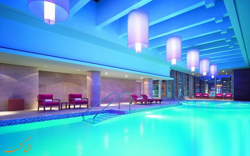 هتل شانگری لا تورنتو | استخر