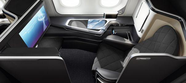 لوکس ترین کابین های هواپیمایی جهان